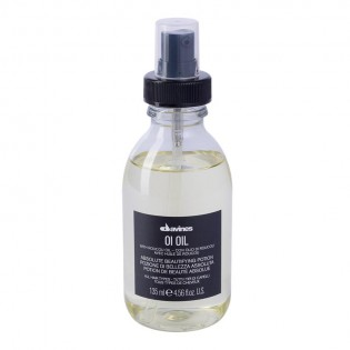 Davines Oi Oil for soft wigs and hairpieces.